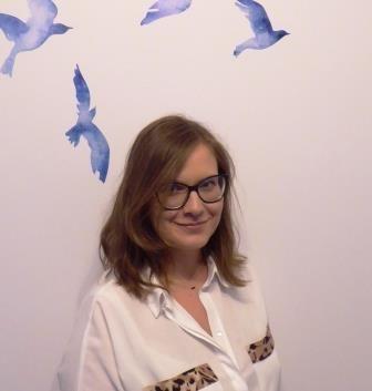 Aleksandra Jastrzębowska-Jasińska autorka książki Jama gębowa ćwiczy słowa
