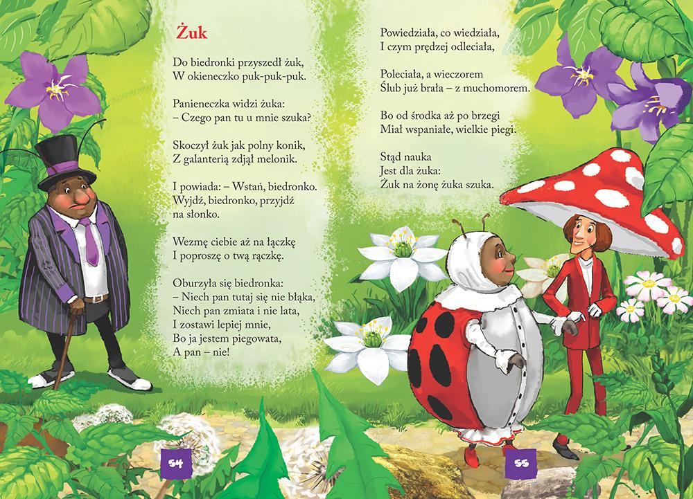Brzechwa Dzieciom Jan Brzechwa Lektury Szkolne Z