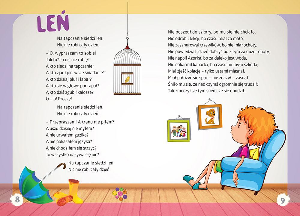 Jan Brzechwa Najpiękniejsze Wiersze Dla Dzieci Jan