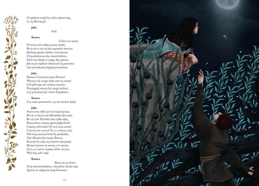 Romeo i Julia - William Szekspir | lektury szkolne z