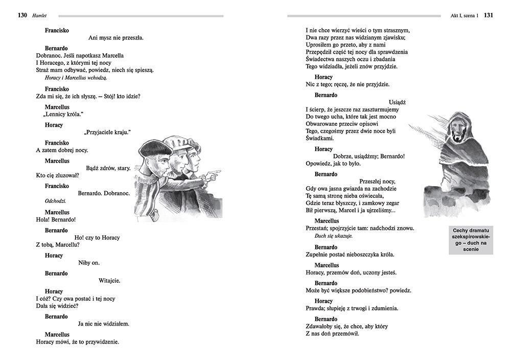 Romeo I Julia Hamlet Makbet William Szekspir Lektury