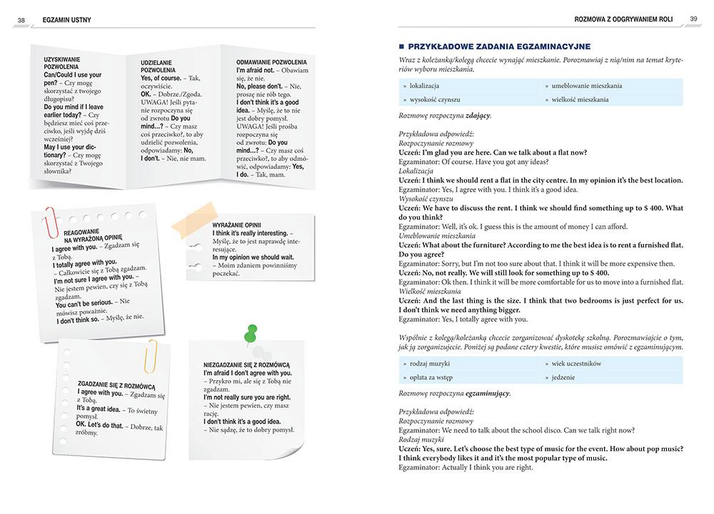 wypowiedź pisemna matura angielski podstawowy tematy
