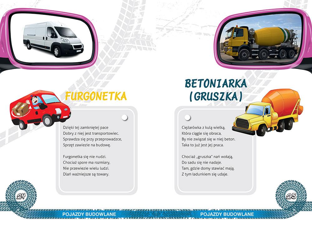 Odjazdowe Pojazdy Wierszyki Dla Dzieci ściągisciagi